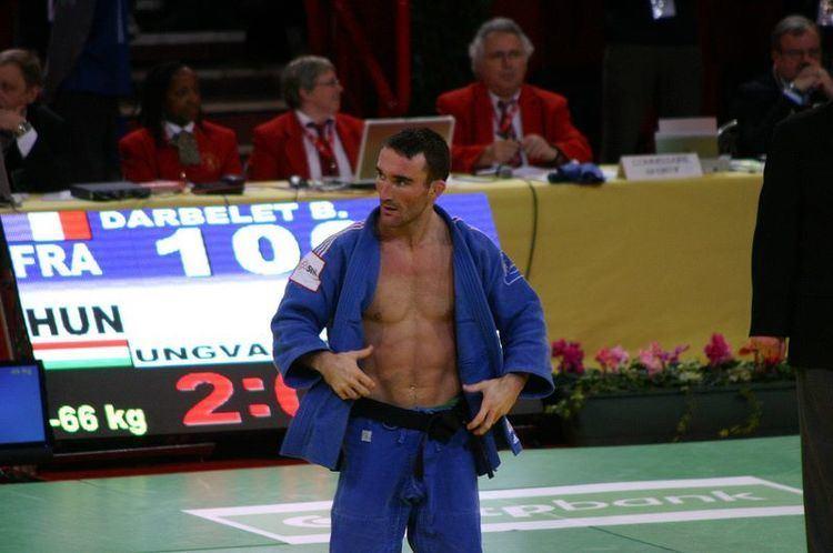 Benjamin Darbelet Le palmars du judoka DARBELET Benjamin rsultats