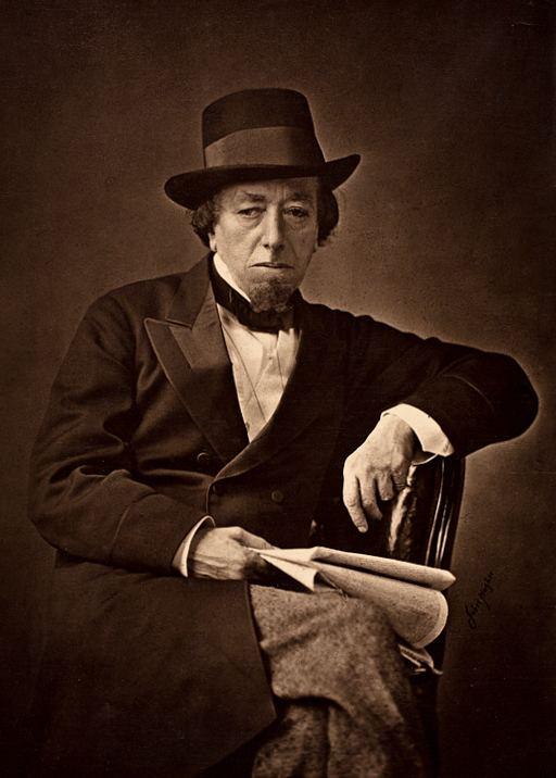 Benjamin Disraeli Benjamin Disraeli Wikipedia the free encyclopedia