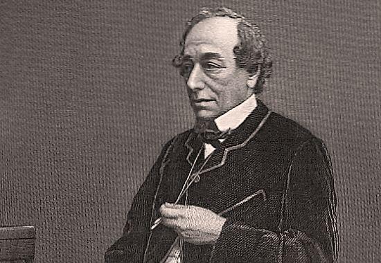 Benjamin Disraeli benjamindisraelijpg