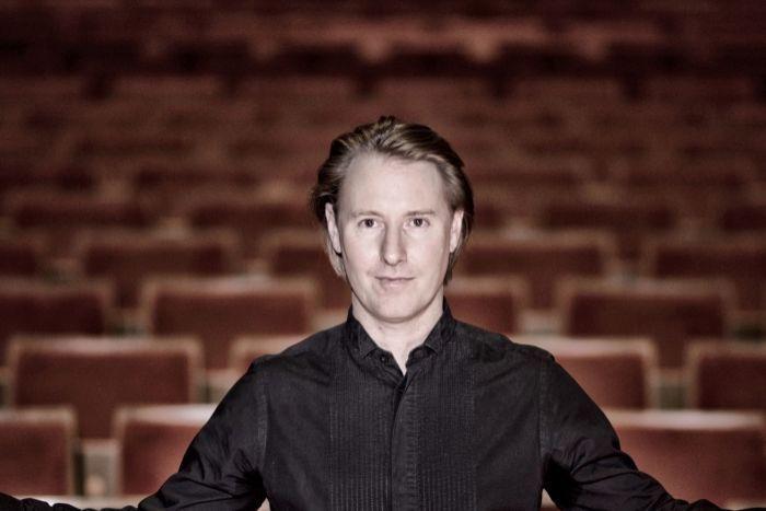 Benjamin Northey Benjamin Northey conductor The Music Show ABC Radio National