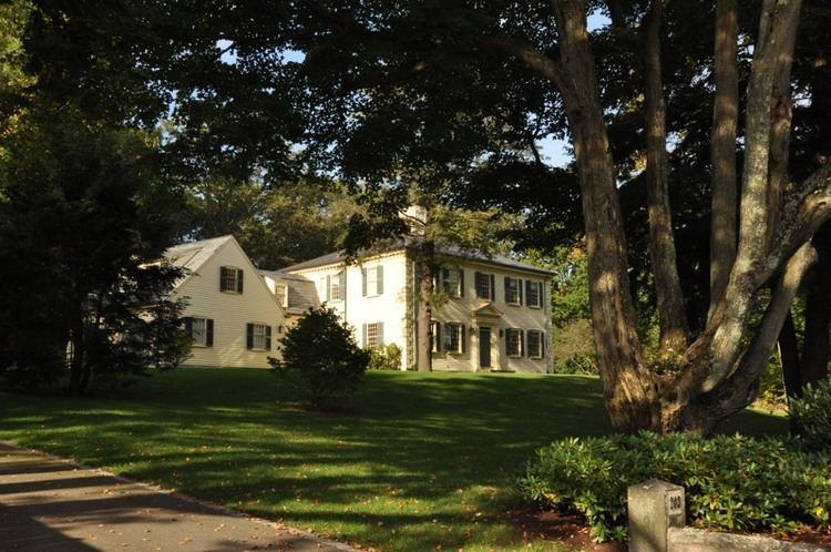 Benjamin White House (Brookline, Massachusetts)