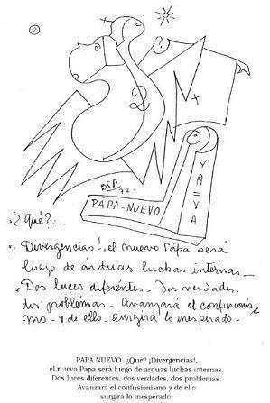 Benjamín Solari Parravicini Profecas de Benjamn Solari Parravicini y el Papa Francisco