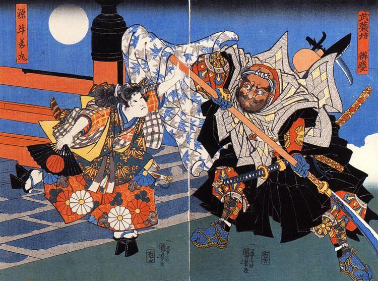 Benkei Musashib Benkei Wikiwand