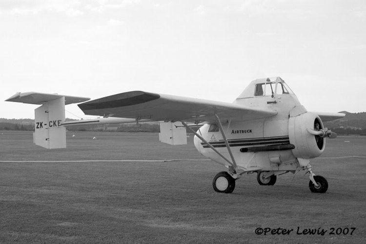 Bennett Airtruck PL11 Airtruck Wings Over New Zealand