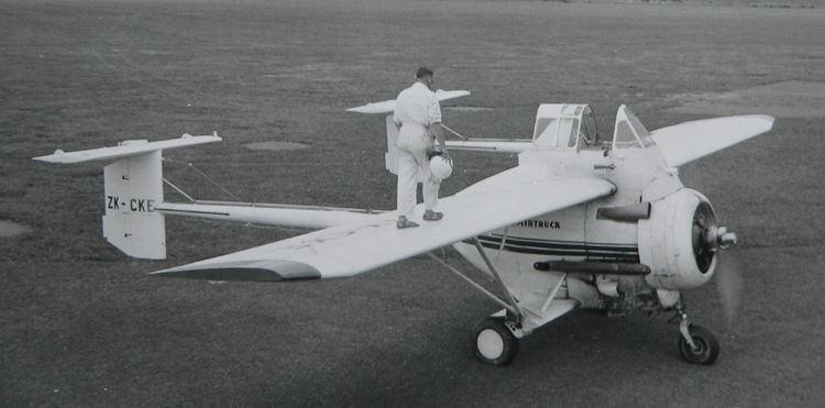 Bennett Airtruck NZ Civil Aircraft More on the Bennett Airtruck