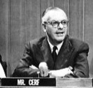 Bennett Cerf Bennett Cerf Wikipedia wolna encyklopedia