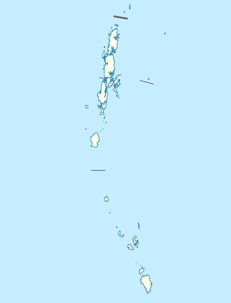 Bennett Island (Andaman and Nicobar Islands)