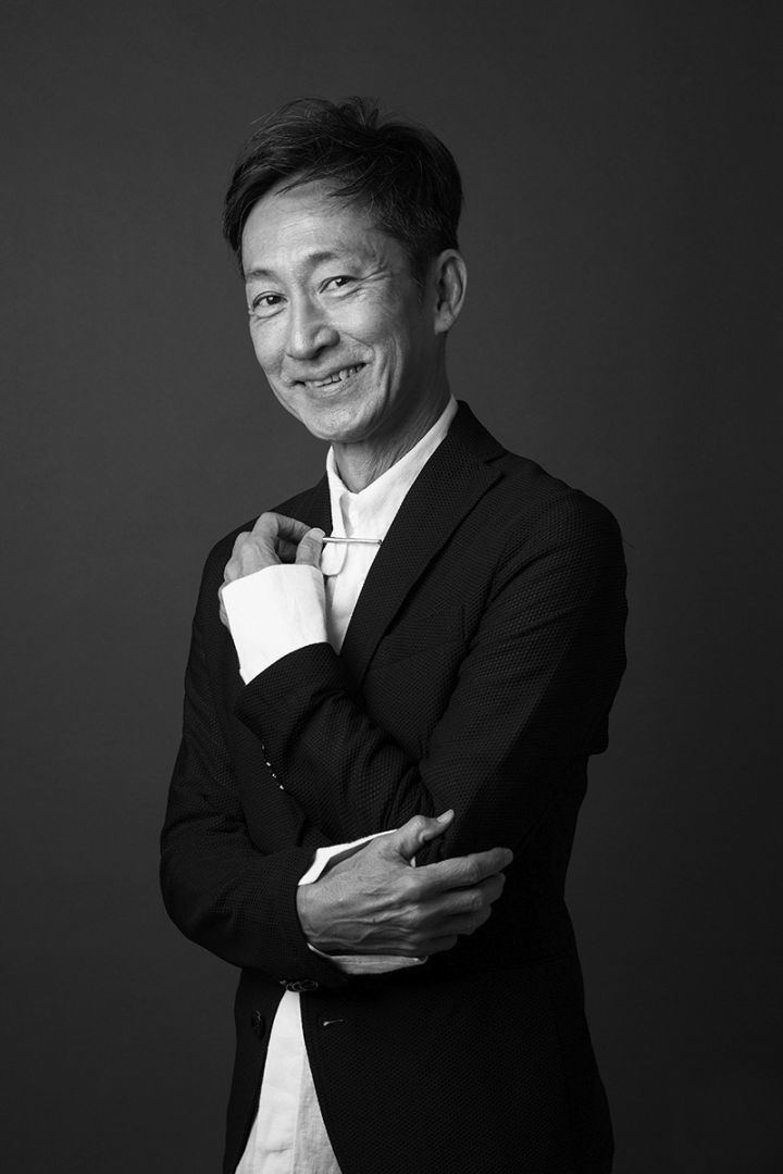 Benny Ong Fashion designer turned textile artist Benny Ong weaves a playful