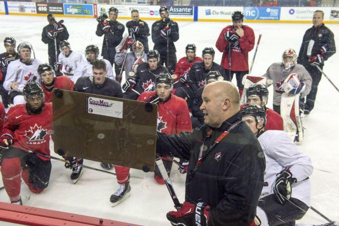 Benoit Groulx (ice hockey) Benoit Groulx relishes chances to coach Canadian world junior team