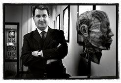 Benoît Lengelé UCL Portrait minute Benot Lengel matre dans l39art du portrait