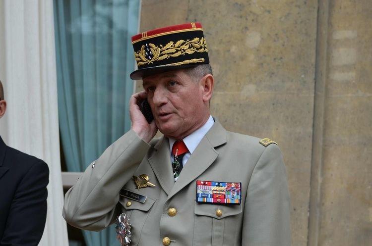 Benoît Puga gnral Benoit Puga ancien commandant du 2e rep chef de l39EMP du