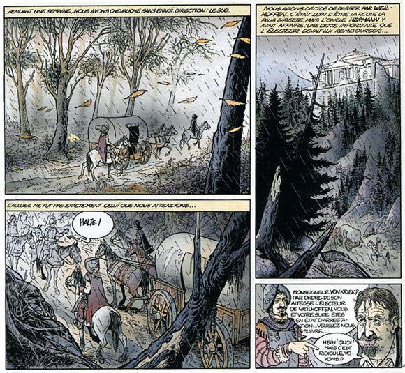 Benoît Sokal Benot Sokal Lambiek Comiclopedia