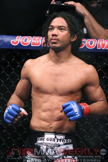 Benson Henderson Benson Henderson Went From Mopping Gym Floors to Owning