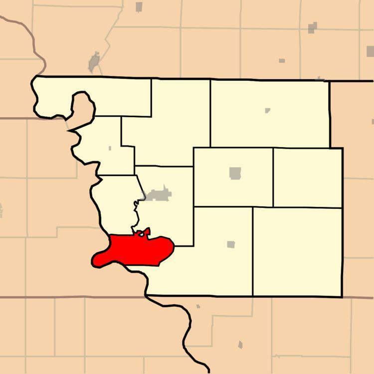 Benton Township, Atchison County, Missouri