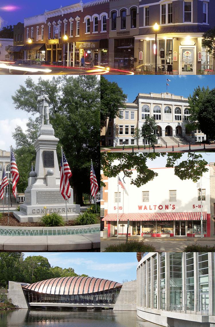 Bentonville Arkansas Wikipedia