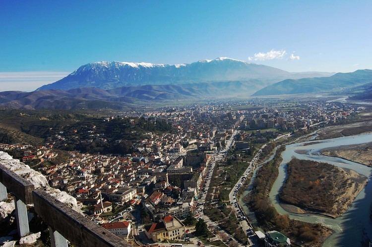 Berat in the past, History of Berat