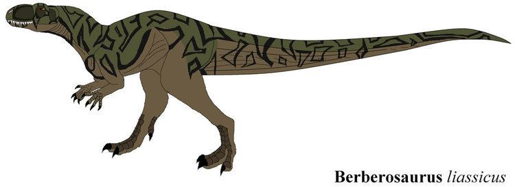 Berberosaurus Berberosaurus by htfshimmer on DeviantArt