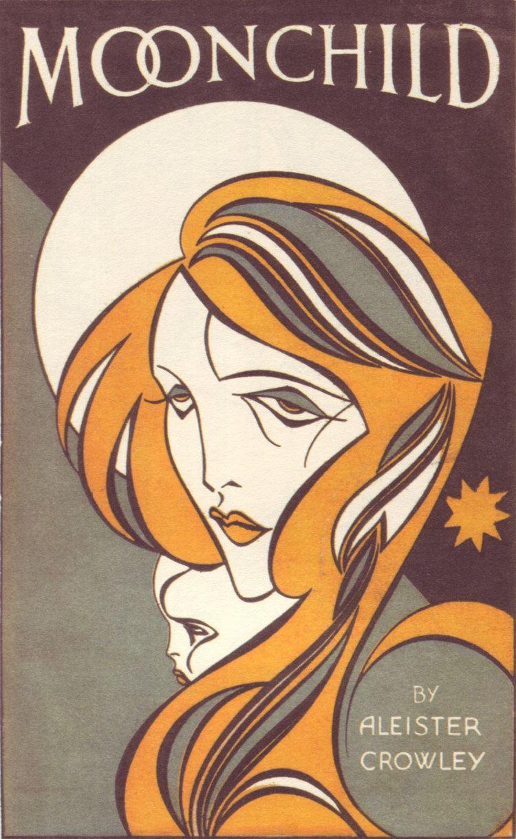 Beresford Egan Beresford Egan Moonchild by Aleister Crowley Arte