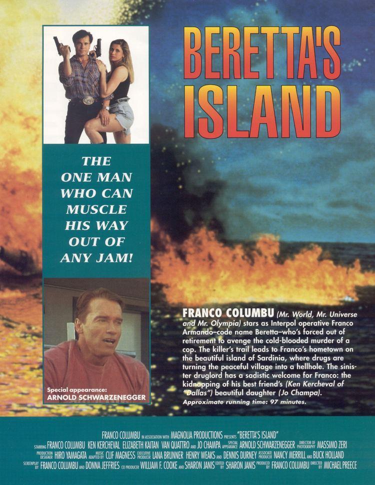 Beretta's Island Berettas Island Franco Columbu