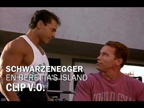 Beretta's Island Arnold Schwarzenegger en Berettas Island 1993 Clip VO YouTube