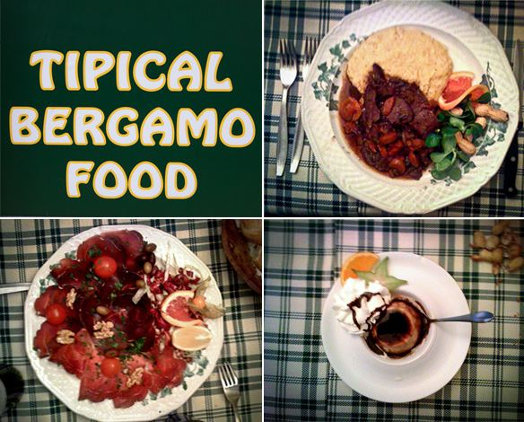Bergamo Cuisine of Bergamo, Popular Food of Bergamo