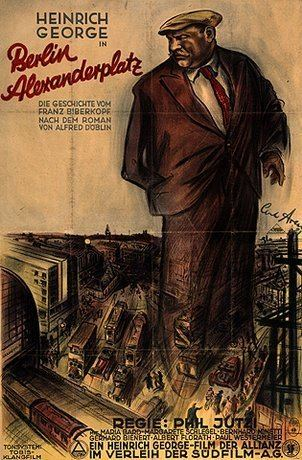 Berlin-Alexanderplatz (1931 film) wwwfilmposterarchivdefilmplakat1931berlinal