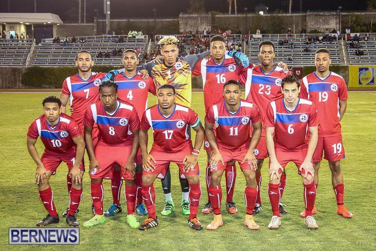 Bermuda national football team National Team Will Face Dominican Republic  Bernewscom Bernewscom ea7fffd38