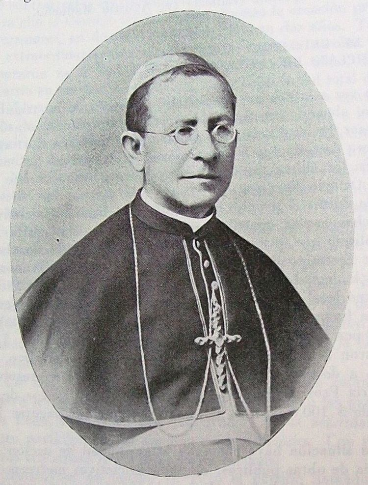 Bernabe Piedrabuena (bishop)