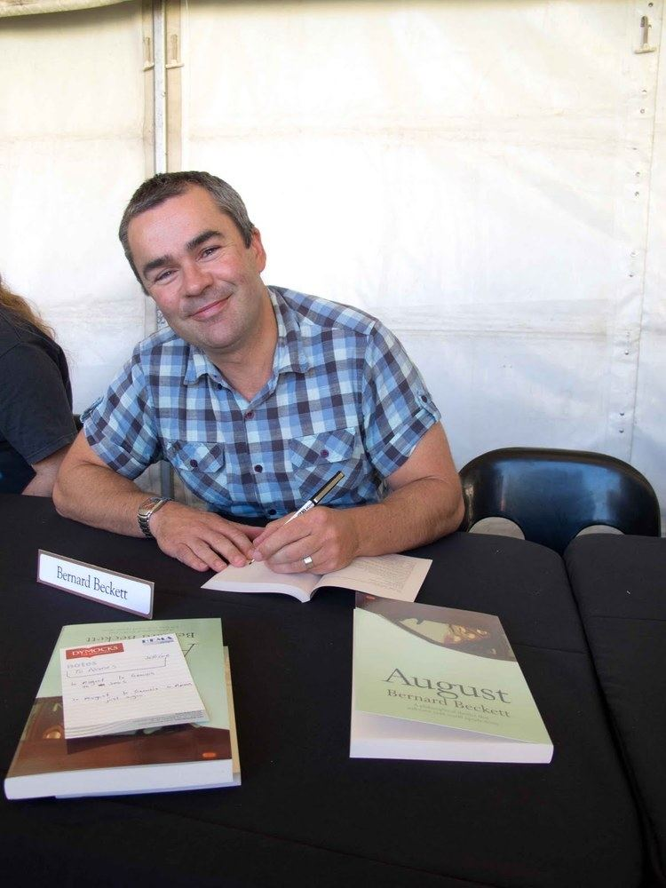 Bernard Beckett The Tales Compendium Perth Writers Festival Happenings