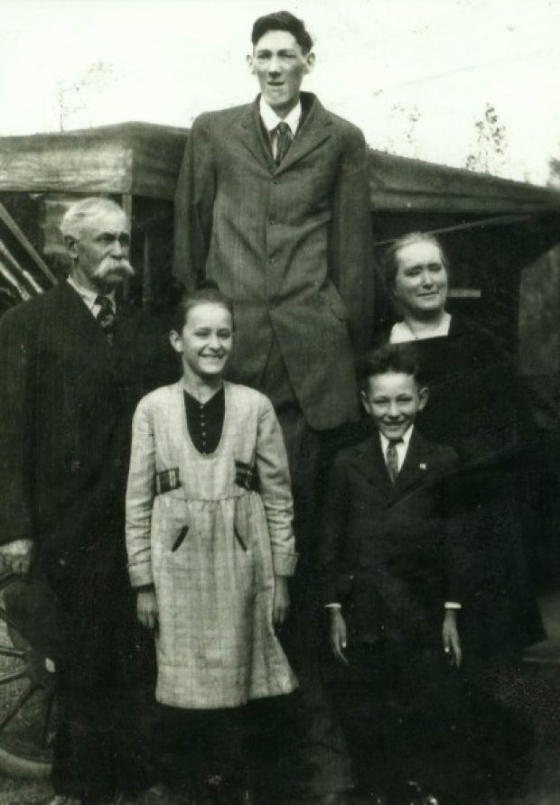 Bernard Coyne (giant) - Alchetron, The Free Social Encyclopedia