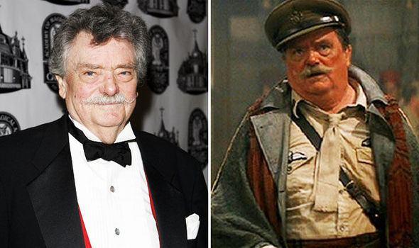 Bernard Fox (actor) Titanic and Mummy actor Bernard Fox dies at 89 Films