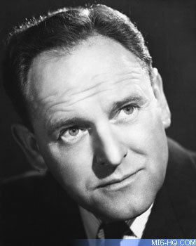 Bernard Lee M Bernard Lee Allies MI6 The Home Of James Bond 007