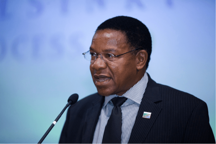 Bernard Membe Meet the high ranking African government official who