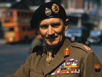 Bernard Montgomery Bernard Law Montgomery British History HISTORYcom
