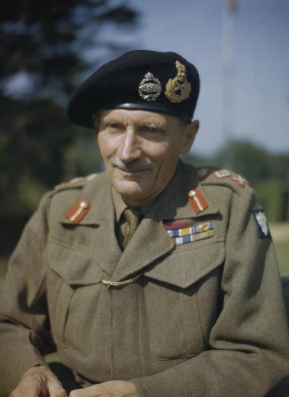 Bernard Montgomery Bernard Montgomery Wikipedia