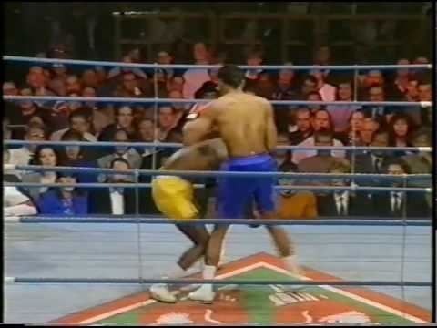 Bernard Paul (boxer) Bernard Paul YouTube