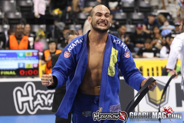 Bernardo Faria 2015 Worlds Faria Obelenyte stand out with double gold Alliance