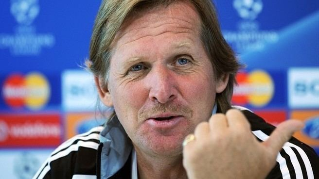 Bernd Schuster Schuster UEFAcom
