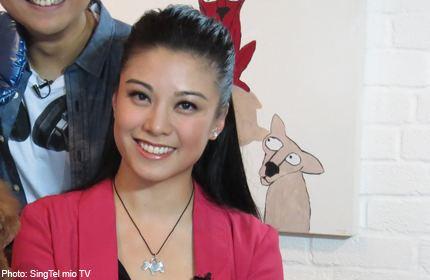 Bernice Liu Bernice Liu joins the hot seat AsiaOne Showbiz News