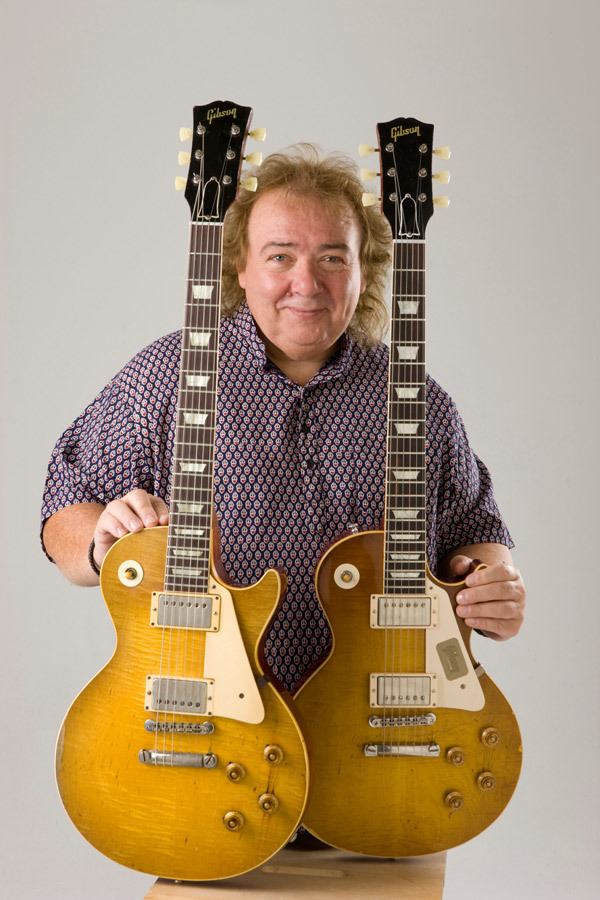 Bernie Marsden Bernie Marsden Talks The Beast The Blues Bonamassa and