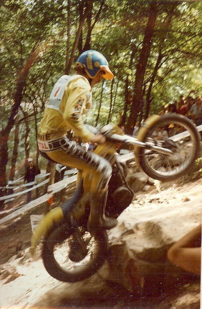 Bernie Schreiber x 1983 WC Fully