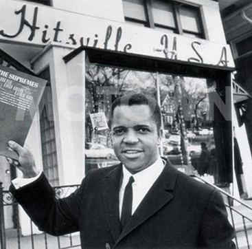 Berry Gordy Berry Gordy Motown39s HitMaking Songwriter Motown