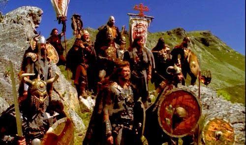 Berserker (2004 film) Cool Target Action Movie Reviews Berserker Hells Warrior