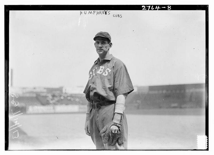 Bert Humphries FileBert Humphries Chicago NL at Polo Grounds NY baseball LOC