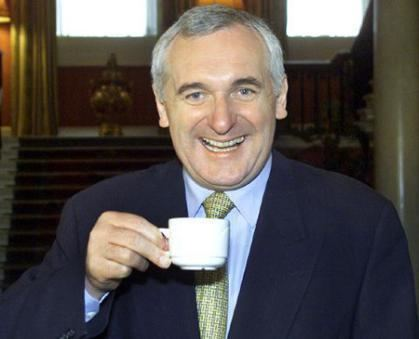 Bertie Ahern It39s Time To Stop Bashing Bertie Paul Allen amp Associates