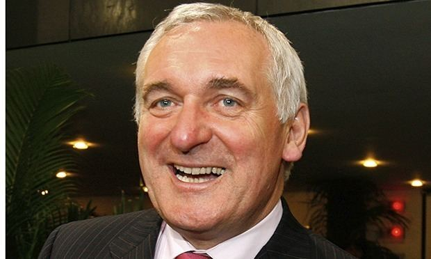 Bertie Ahern ExIrish PM Bertie Ahern assaulted by man with a crutch in