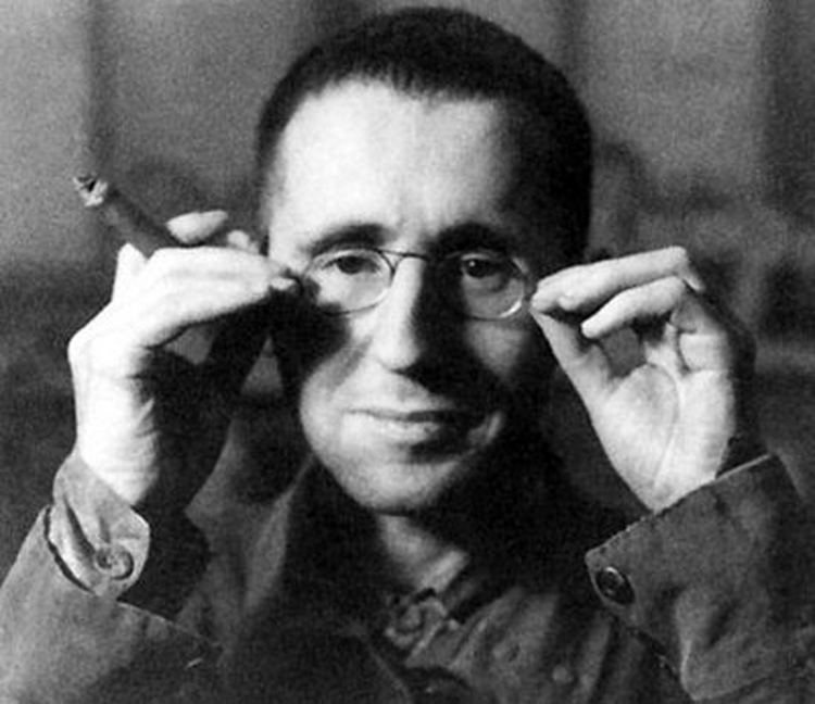Bertolt Brecht Alienation effect Beautiful Trouble