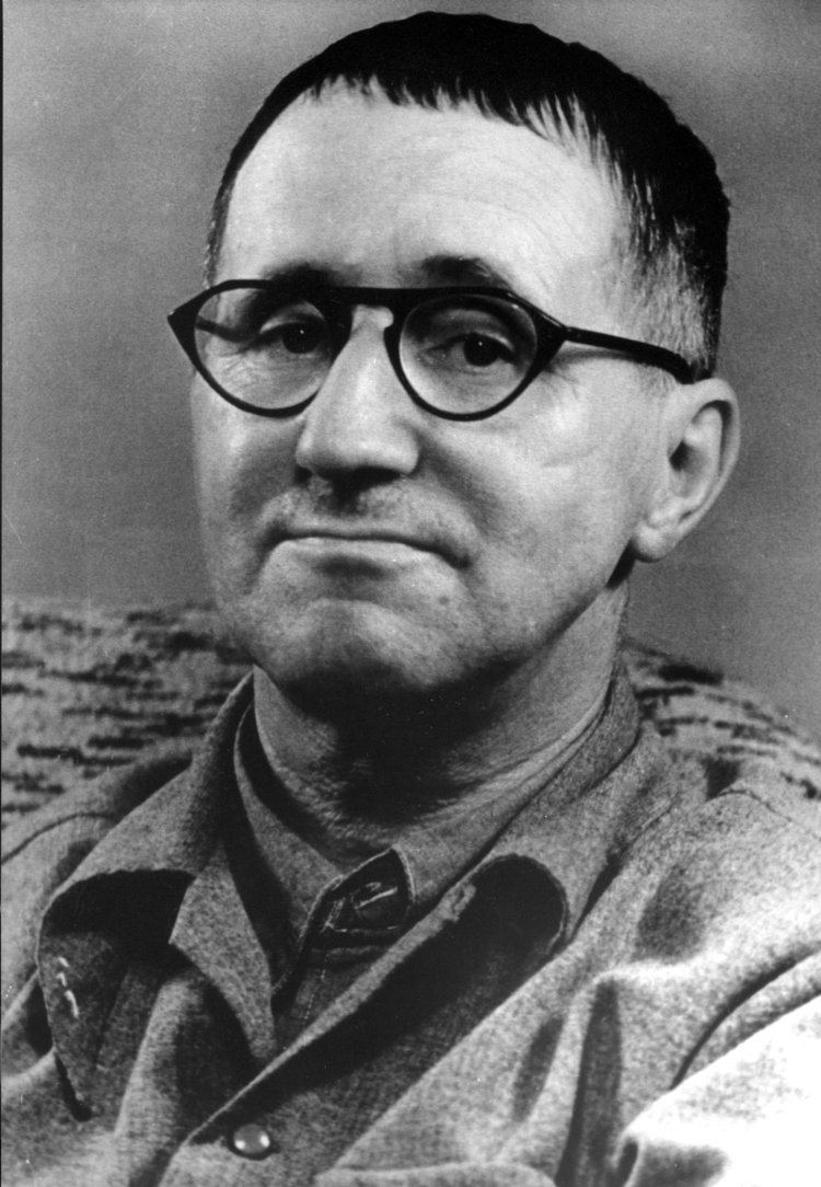 Bertolt Brecht Where Do You Stand Crooked Eclipses