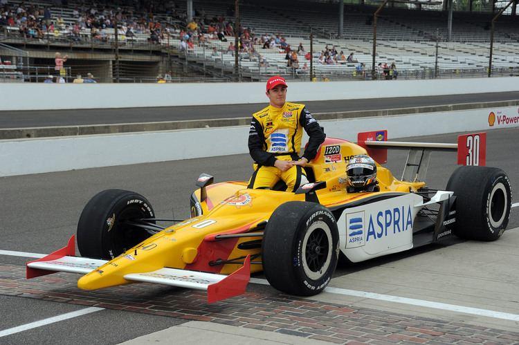 Bertrand Baguette Bertrand Baguette Rahal Letterman Lanigan LLC F1 Fanatic