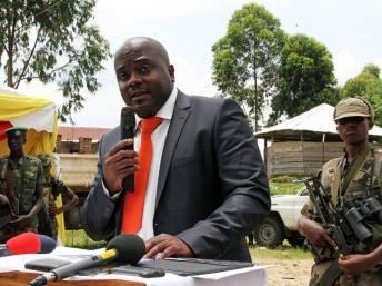 Bertrand Bisimwa RDC Bertrand Bisimwa devient prsident du M23 TFR